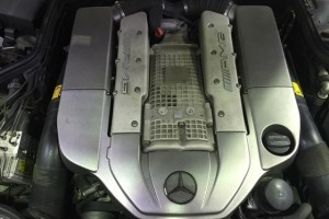 AMG E55 修理